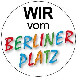 Wir vom Berliner Platz - Logo 100