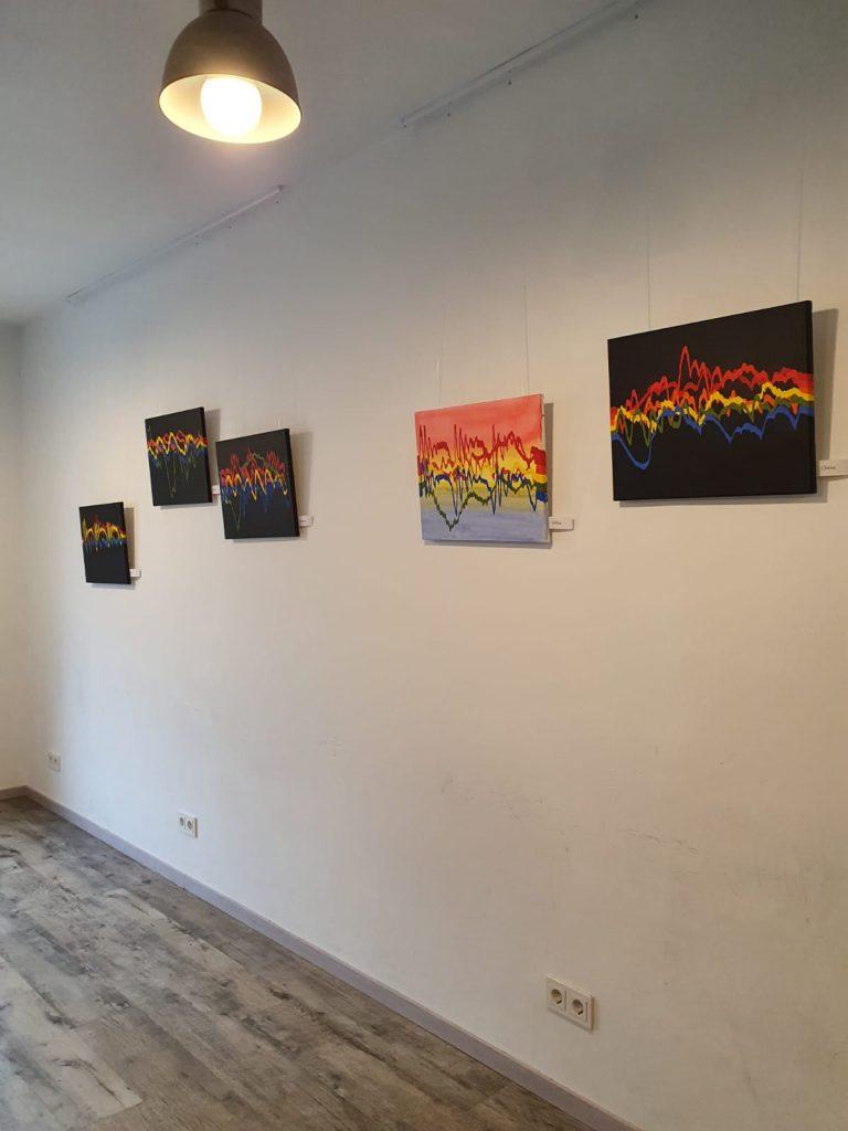Spektroszillo - Kunst / Elmar Weigel