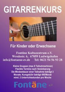 2. Phase Gitarrenkurs