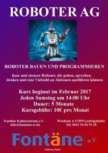Roboter AG 3